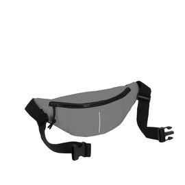 New Rebels®  - Mart - Water Repellent -  Waistbag - Grey