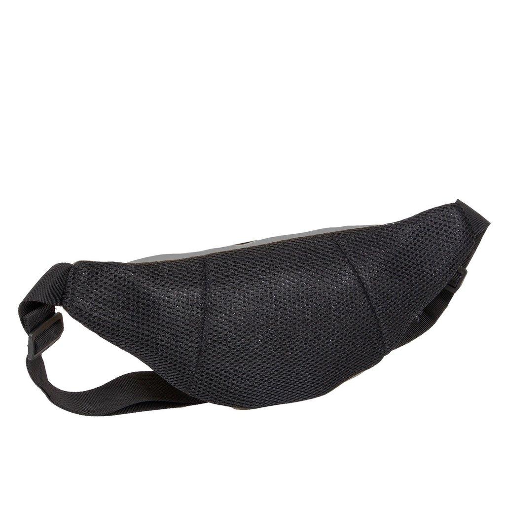 New Rebels Mart Waist Bag Grey   Heuptasje