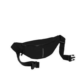 New Rebels®  - Mart - Water Repellent -  Waistbag - Black