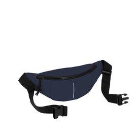 New Rebels®  - Mart - Water Repellent -  Waistbag - Navy Blue
