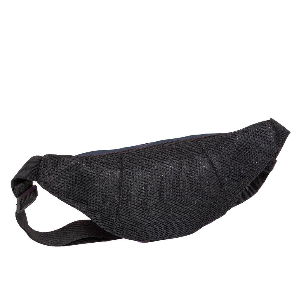 New Rebels®  - Mart - Water Repellent -  Waistbag - 22x8x12cm - Navy Blue