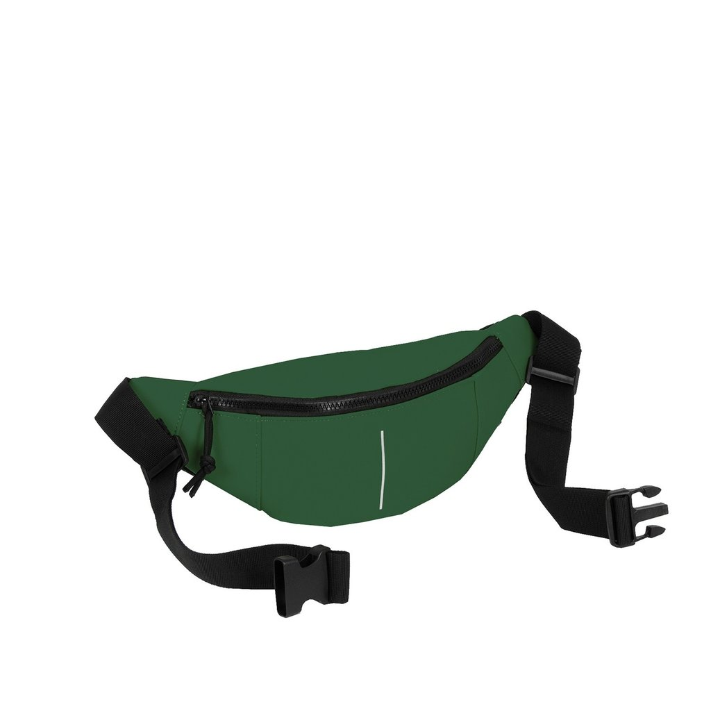 New Rebels Mart Waist Bag Dark Green | Bauchtasche