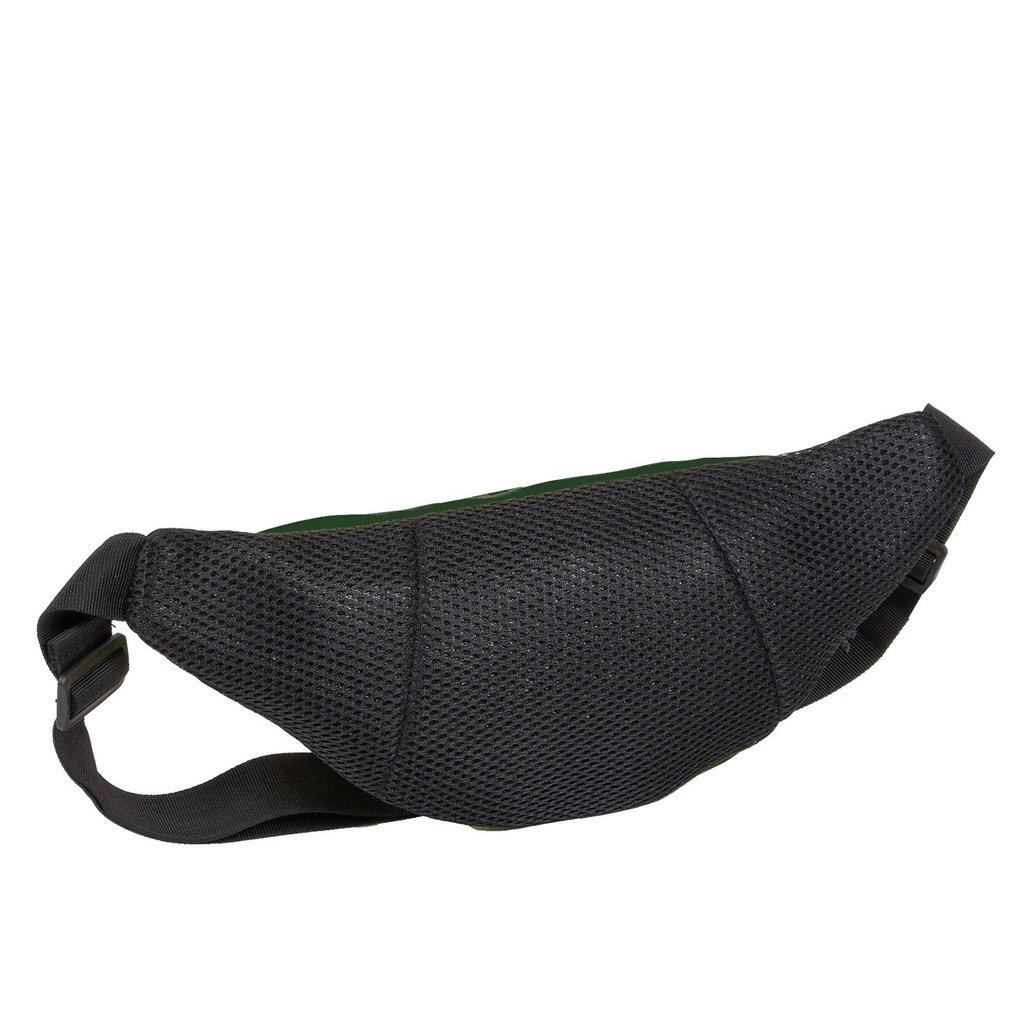 New Rebels®  - Mart - Water Repellent -  Waistbag - 22x8x12cm - Dark Green