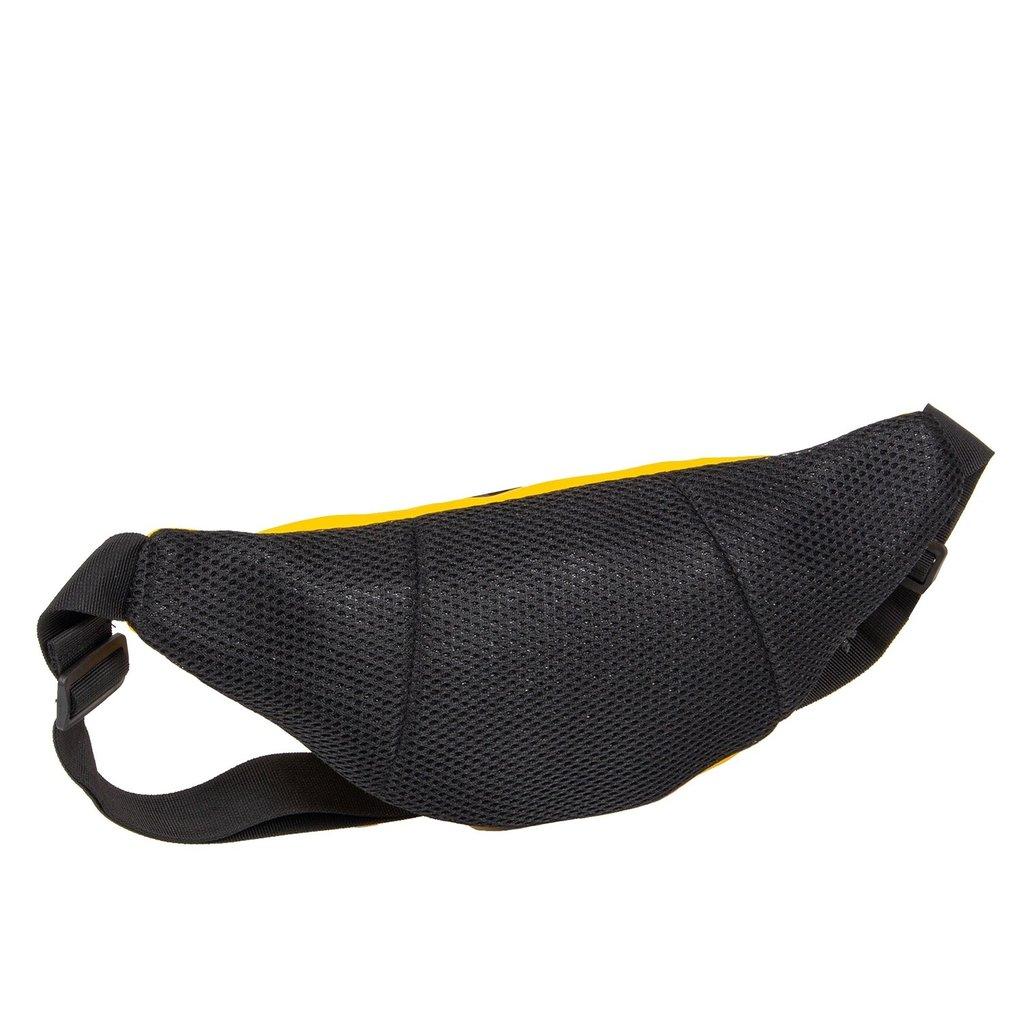 New Rebels®  - Mart - Water Repellent -  Waistbag - 22x8x12cm - Yellow