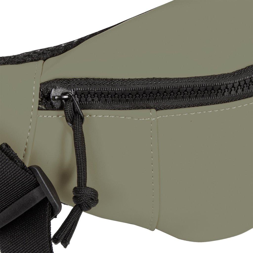 New Rebels Mart Waist Bag  Soft Taupe