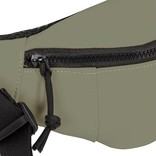 New Rebels®  - Mart - Water Repellent -  Waistbag - 22x8x12cm - Taupe