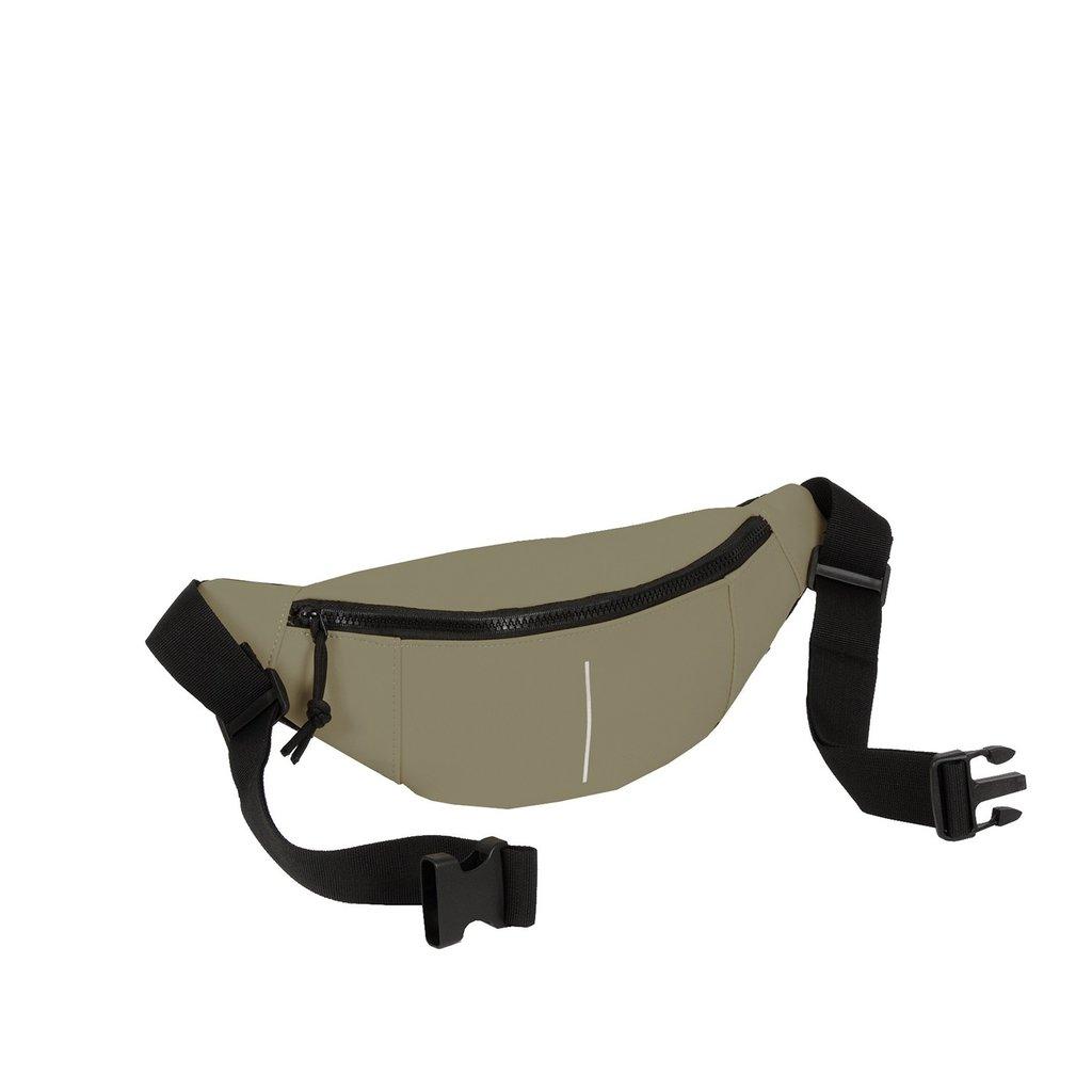 New Rebels Mart Waist Bag  Soft Taupe | Bauchtasche