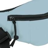 New Rebels®  - Mart - Water Repellent -  Waistbag - 22x8x12cm - Soft Blue