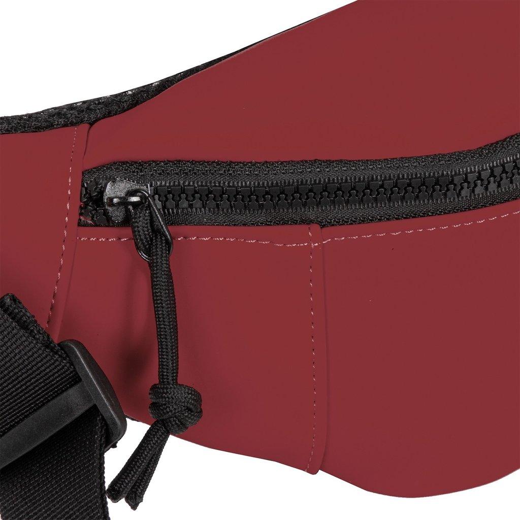 New Rebels Mart waistbag bourgundy