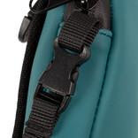 New-Rebels ® Mart - Water Repellent - Phone Pocket - 10x2x17cm - Petrol