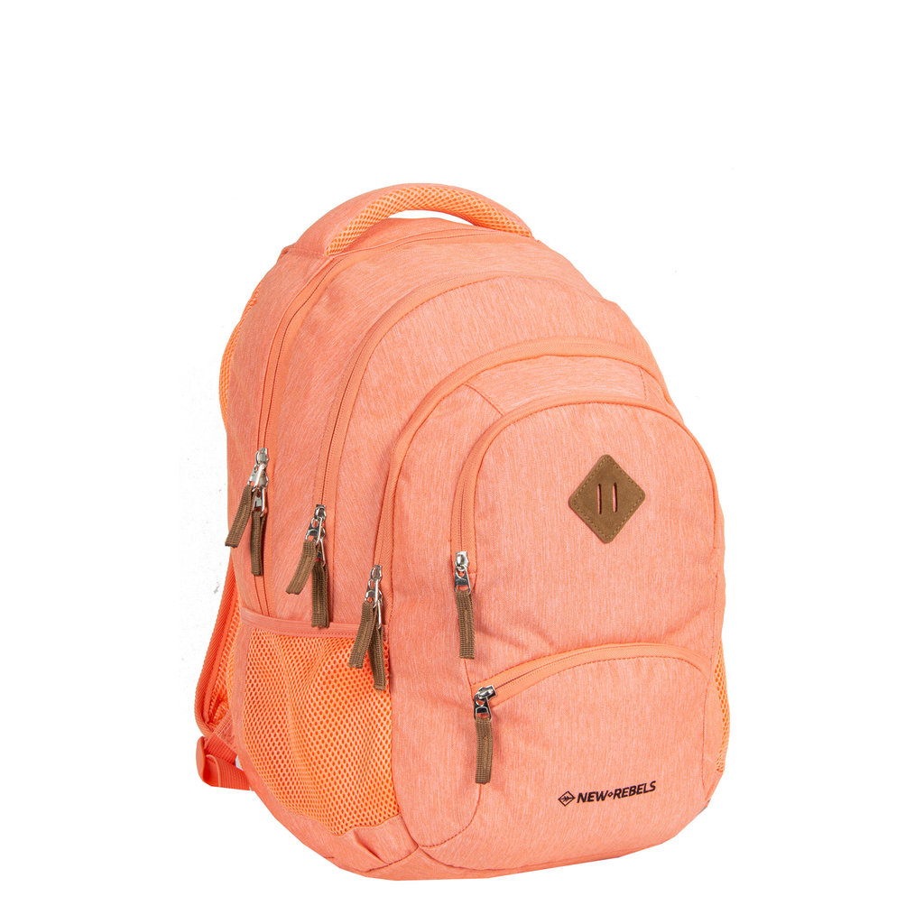 New-Rebels®  BTS 4 with laptop comp soft Pink