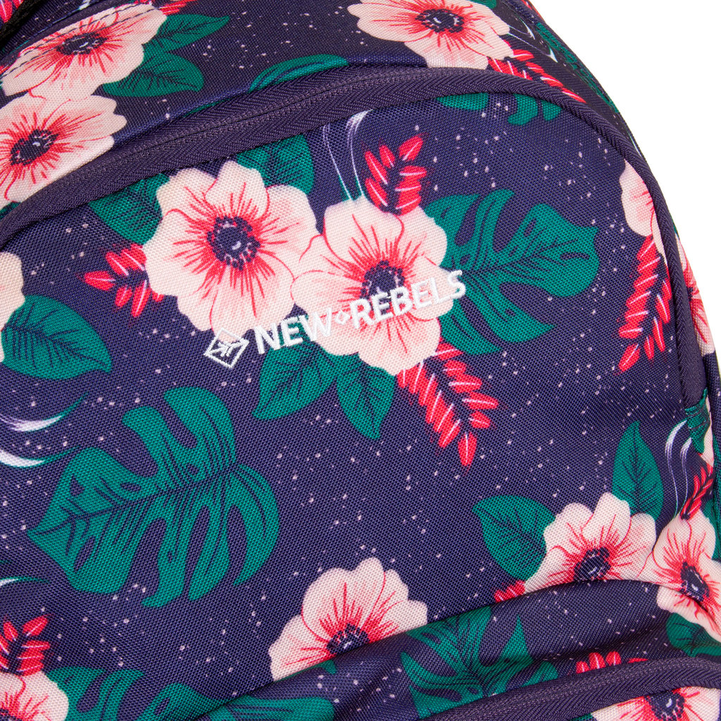 New Rebels BTS 2 with laptop flower print