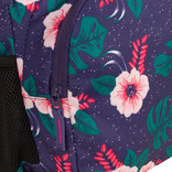 New-Rebels® BTS 2 with Laptop Compartment Flower print