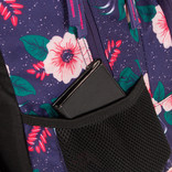 New Rebels BTS 2 with Laptop Compartment Flower print