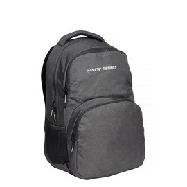 New-Rebels® BTS 2 with Laptop Compartment Black