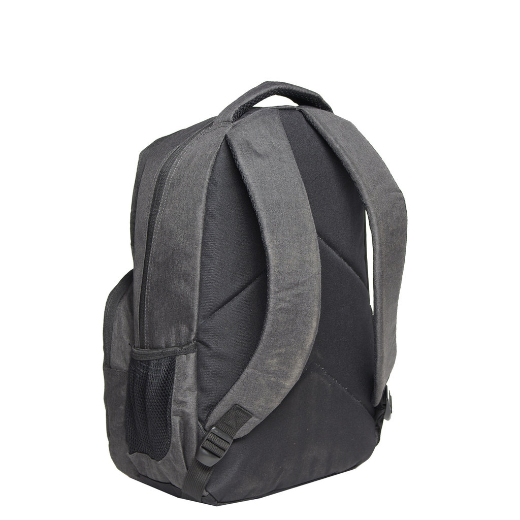 New Rebels BTS 2 with Laptop Compartment Black