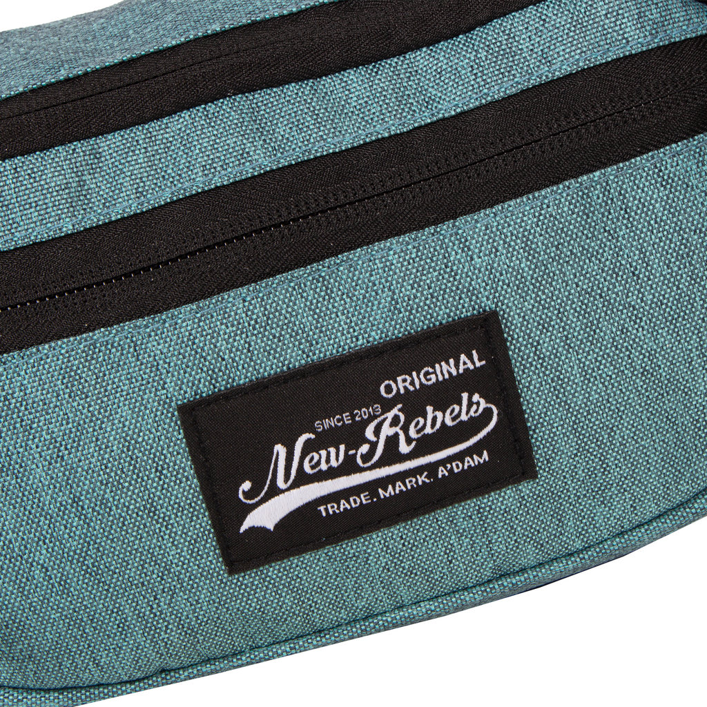 New Rebels® -Jack - Heuptas - Fanny Pack - Turquoise