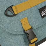 New-Rebels® Jack  Flapover Turquoise