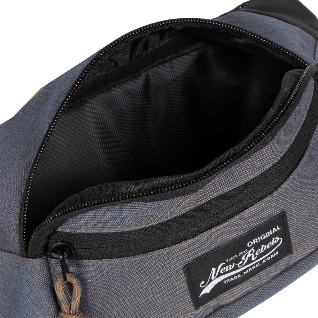 New Rebels Jack waistbag antracite