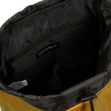 New Rebels Waxed  Flapover Backpack | Rucksack Occur