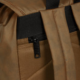 New Rebels Waxed Flapover Backpack | Rugtas Olive