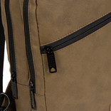 New-Rebels® Waxed Crossover Brown