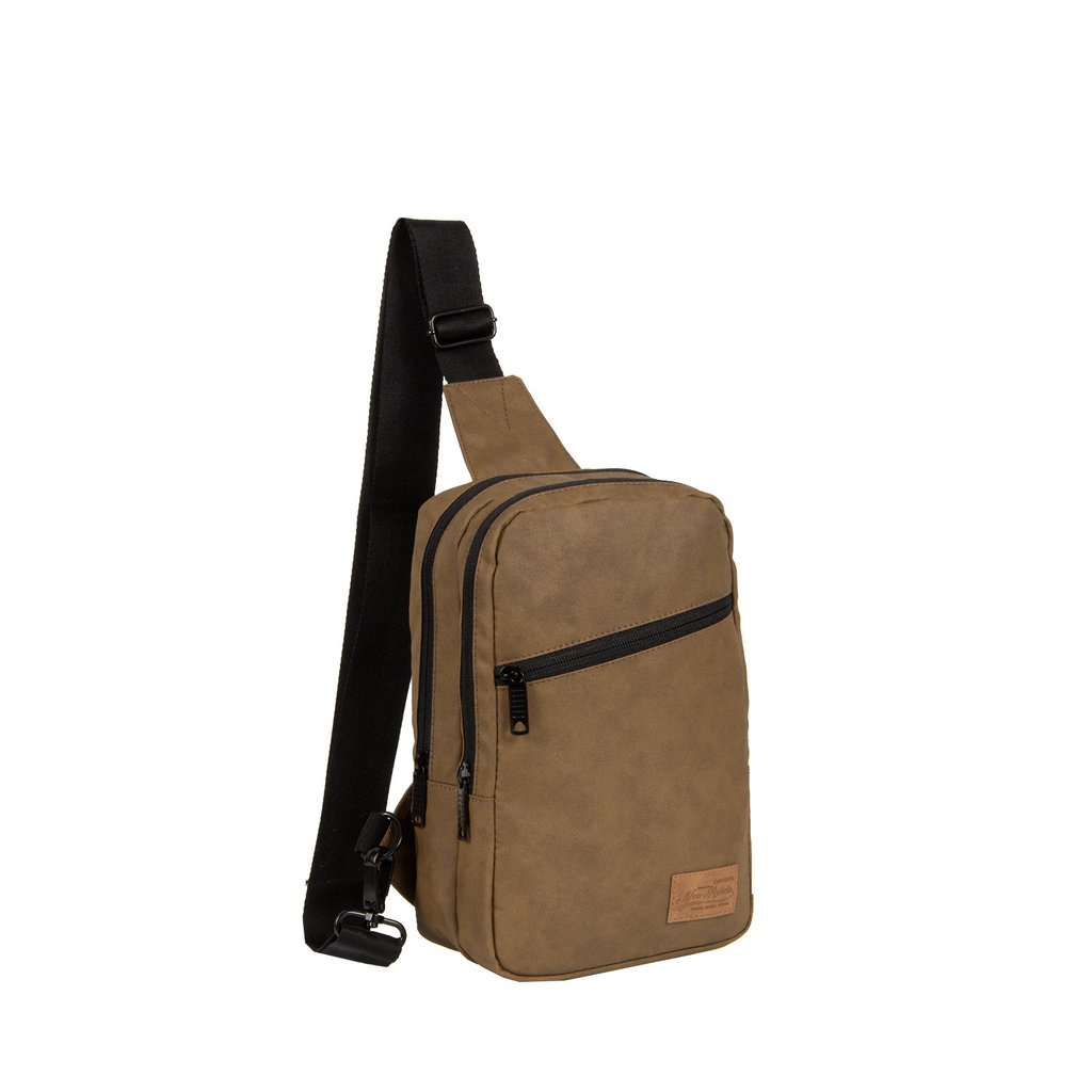 New Rebels Waxed brown crossover 3L