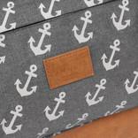 New Rebels Sealife backpack Antacite