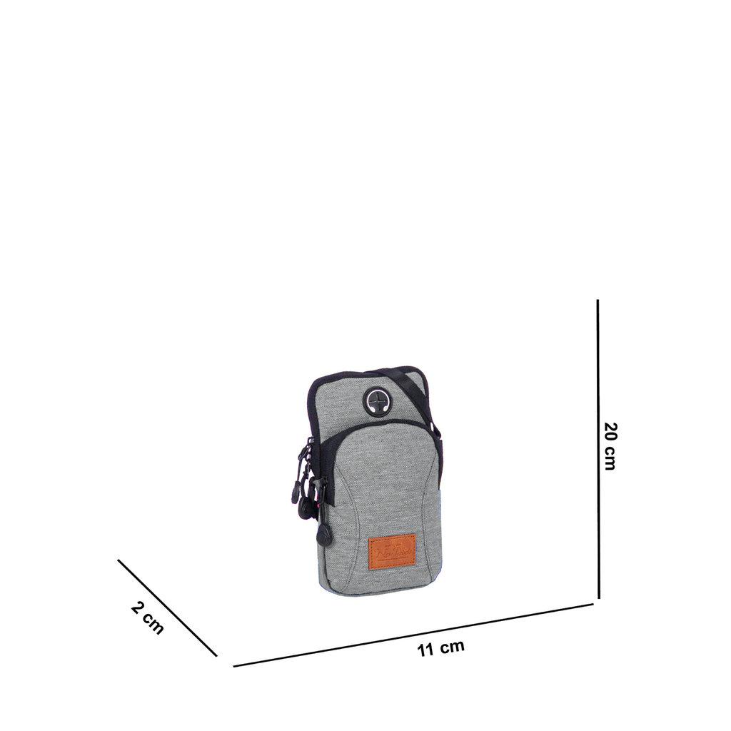 Heaven Phone Pocket Anthracite XXIII   Telefontasche