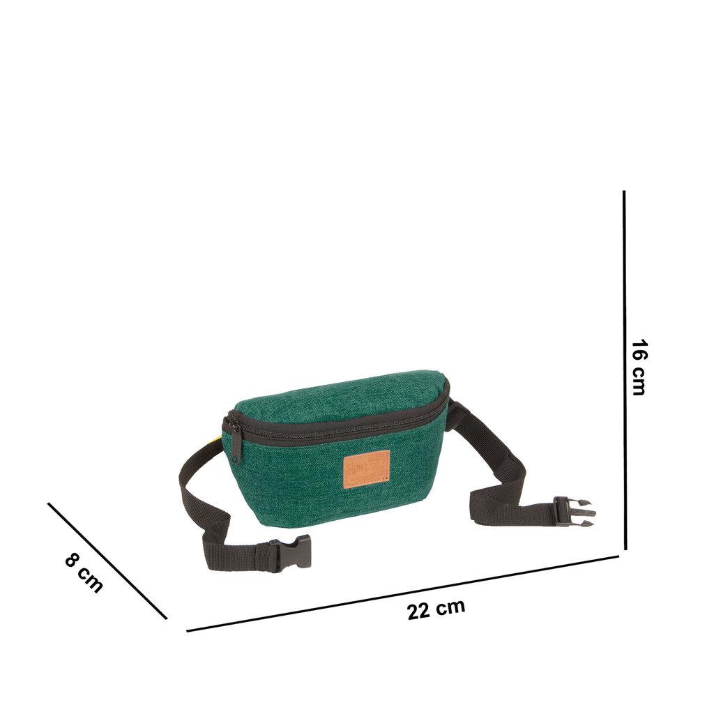 Heaven Waistbag Froggreen Small I | Heuptasje