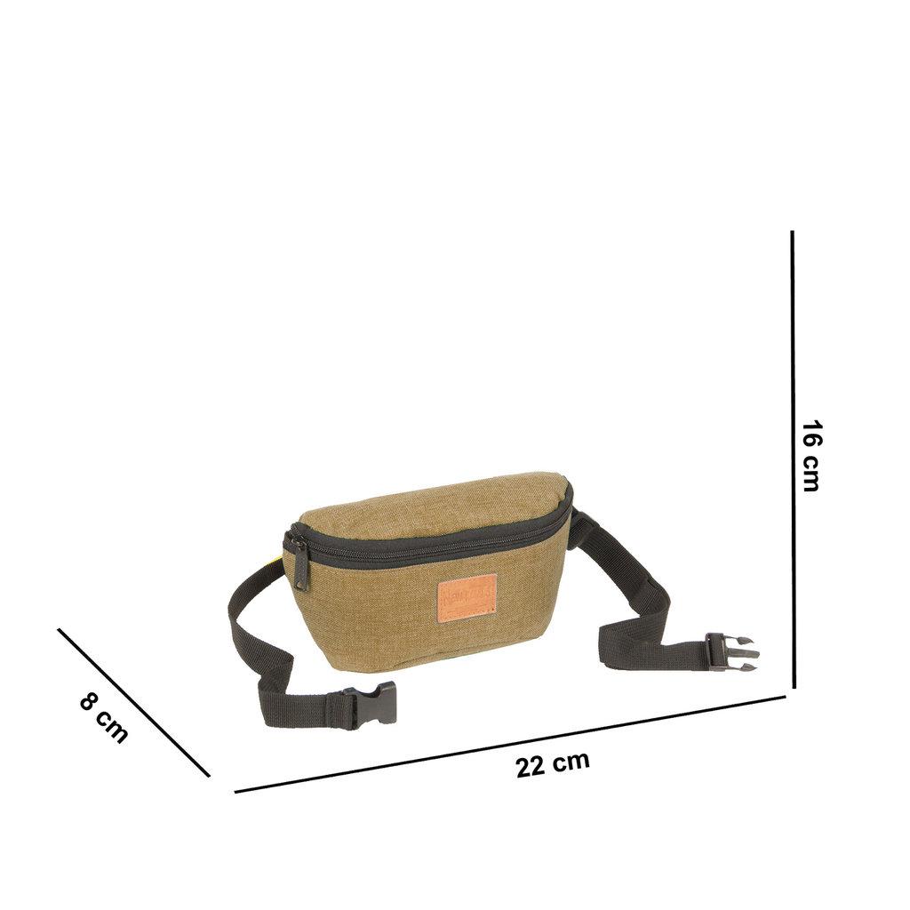 Heaven Waistbag Sand Small I | Bauchtasche