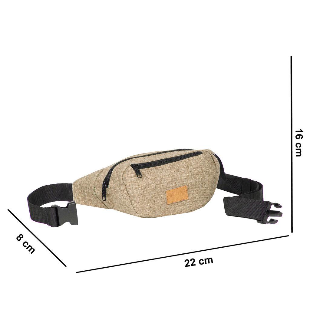 Heaven Waistbag Sand Medium II | Bauchtasche