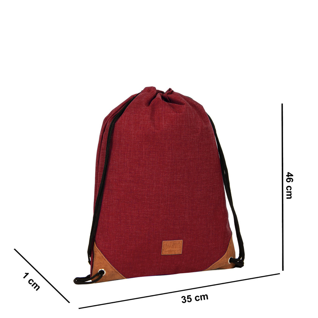 Heaven Shoe Bag Burgundy  XIII