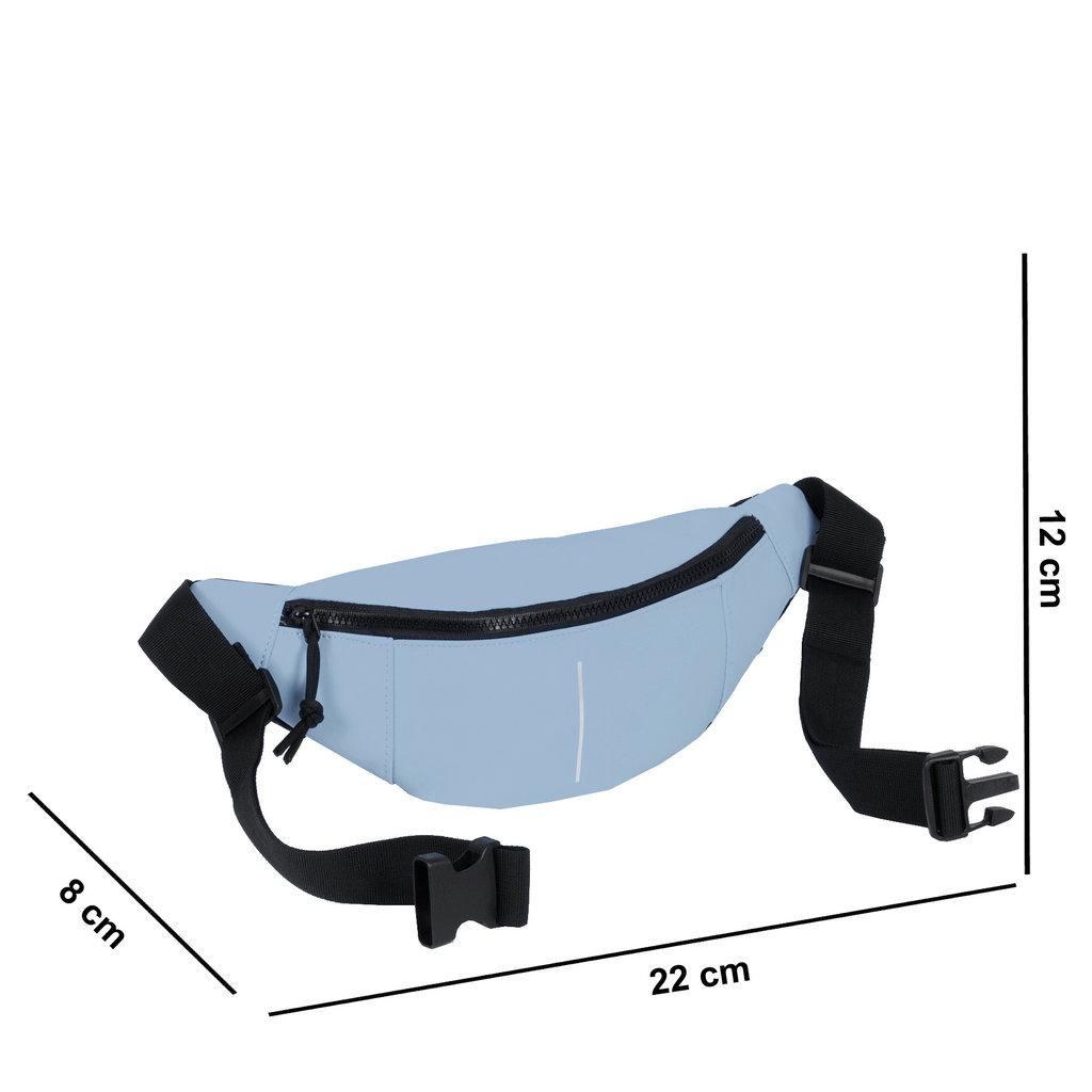New Rebels Mart waistbag soft Blue