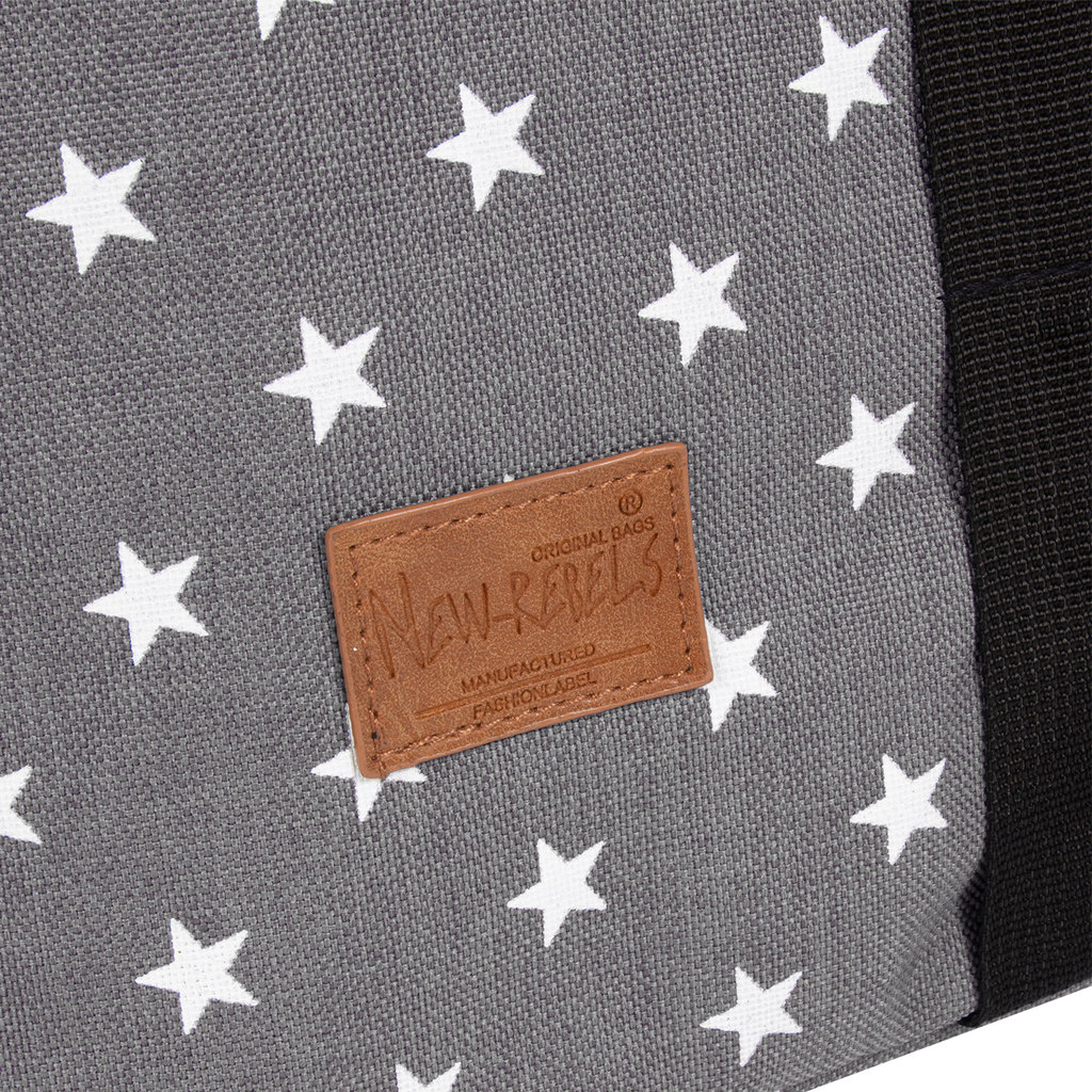 New Rebels Star range BP Urban Antraciet with stars