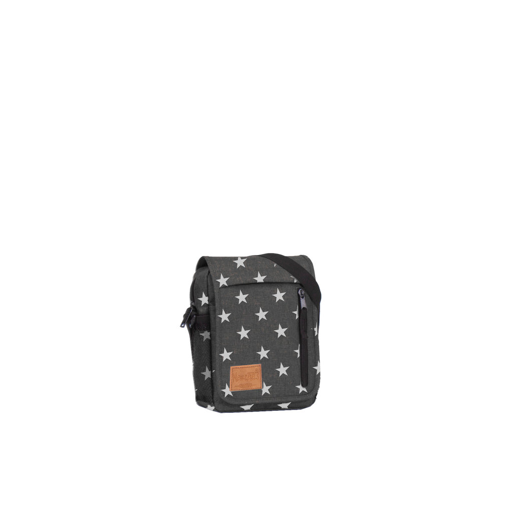 New Rebels Star range  small flap black with stars