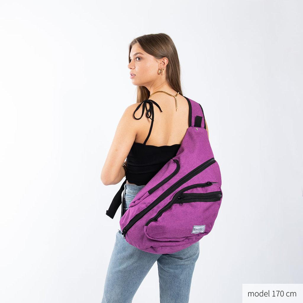 Heaven Crossover Backpack Fuchsia XXI