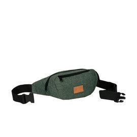 Heaven Waistbag Dark Green Medium II | Bauchtasche
