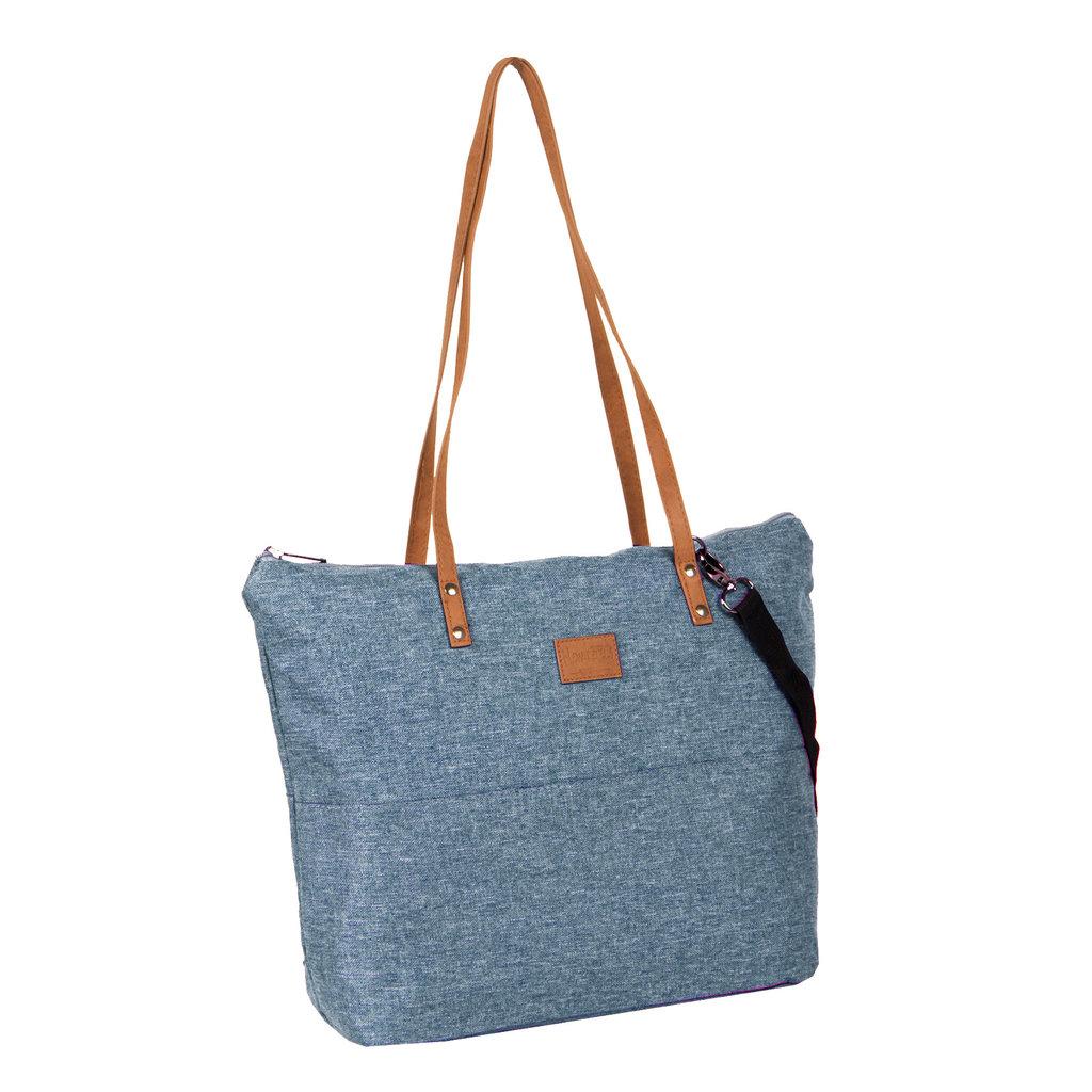 Heaven Shopper Soft Blue XI