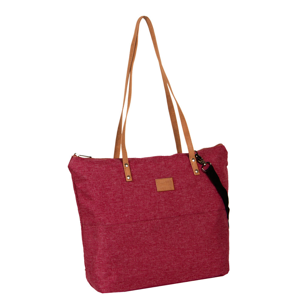 Heaven Shopper Burgundy XI