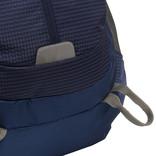 New Rebels®  - Kinley - Rugtas - Schooltas - Vrijetijdstas - 35 Liter - Nylon - Navy Blauw