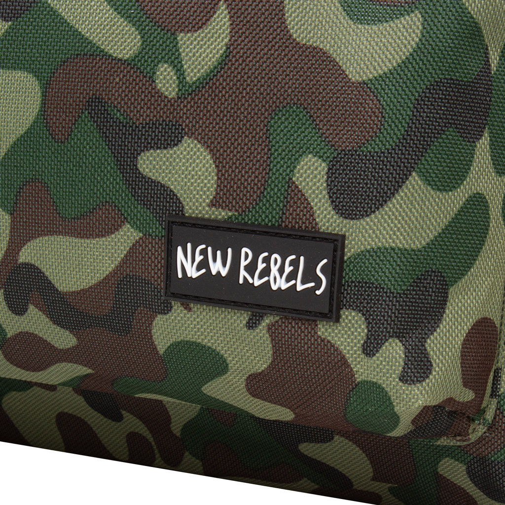 New Rebels  big basic army print
