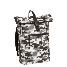 New-Rebels® Mart - Roll-Top - Backpack - Camouflage Army - Large II - Backpack