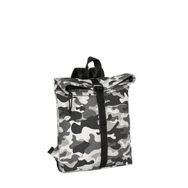 Mart Roll-Top Backpack  Dark Camouflage Small II | Rugtas | Rugzak