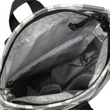New-Rebels® Roll-Top PU Backpack  Dark Camouflage - Army Small II