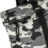 Mart Roll-Top Backpack  Dark Camouflage Small II | Rugtas | Rugzak