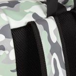 New-Rebels® Mart - Roll-Top - Backpack - Waterafstotend  - Camouflage Mint - Large II - 30x12x43cm - Rugtas - Rugzak