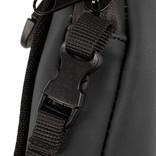 New-Rebels ® Mart - Waterafstotend - Telefoontas  - Telefoontasje - Zwart