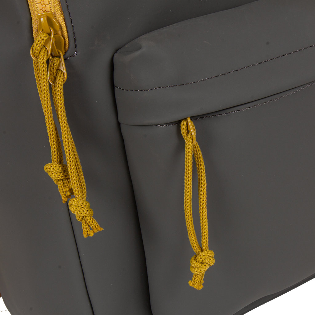 Tim Handel Backpack Anthracite/Yellow
