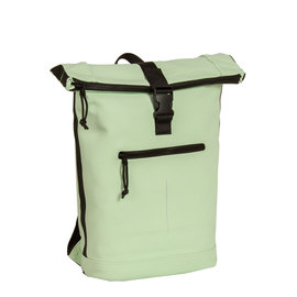 Mart Roll-Top Backpack Mint Blue Large II | Rugtas | Rugzak